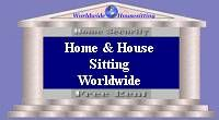 Home and House Sitting Worldwide.